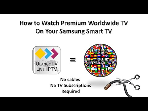How to Watch for Free Premium Global TV on Your Samsung Smar