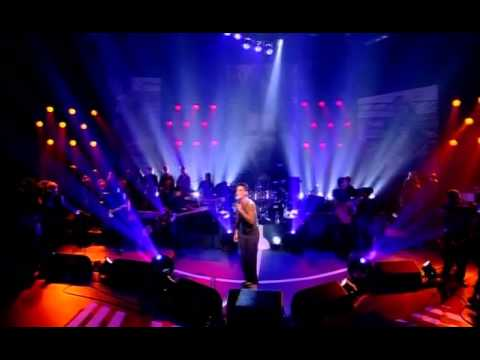 Robbie Williams - Suspicious Minds (Later with Jools Holland Dec '00)