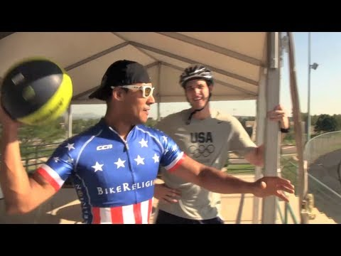 Thumbnail: Olympic Trick Shots | Dude Perfect