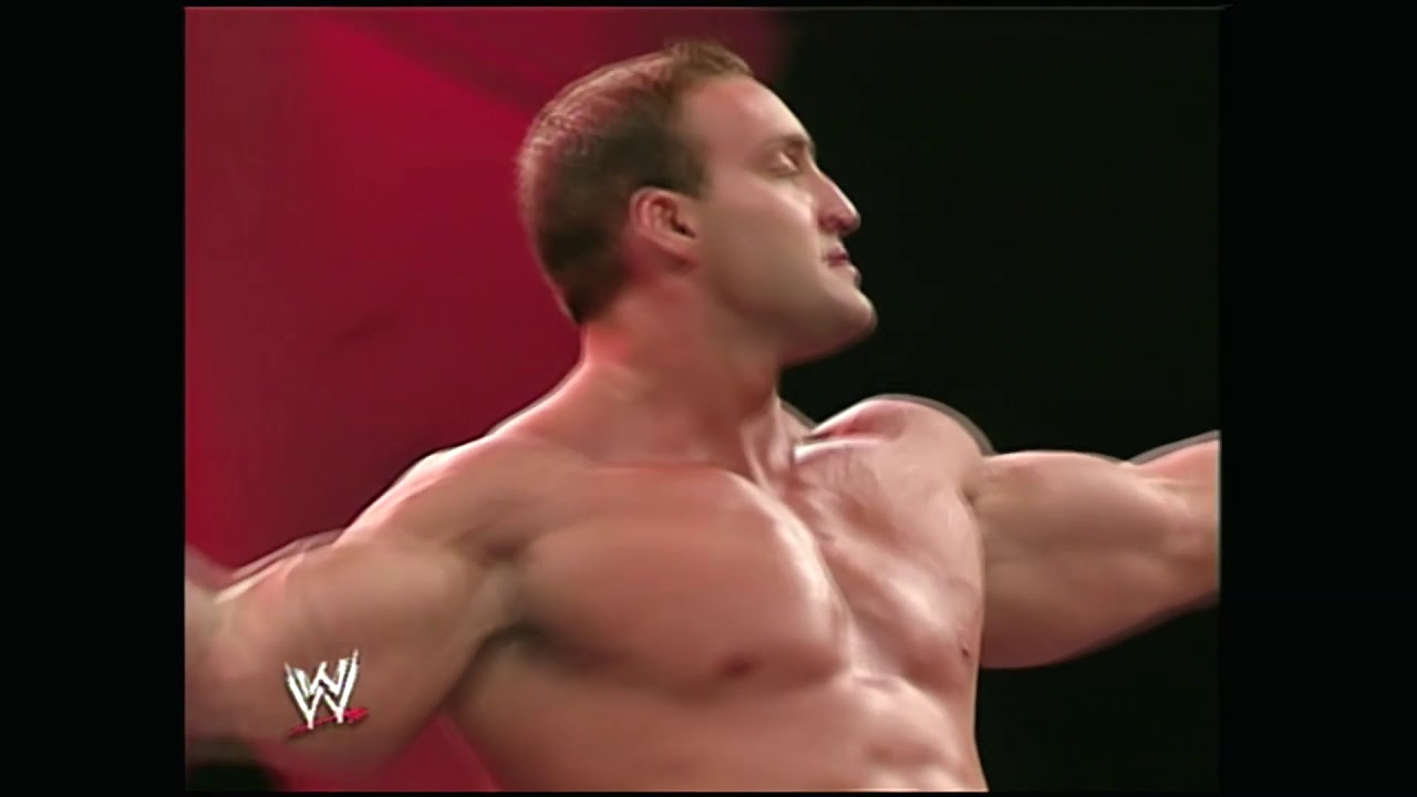 The First and Last Entrance of Chris Masters | WWE