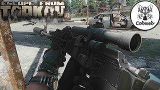 Escape from Tarkov Какое оружие лучше кастомный АК-74 или АКМН