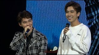 (Eng-Sub) Perth x Saint - มันคงเป็นความรัก #2018LOVEBYCHANCEFANMEETINGINBANGKOK  #PerthSaintSation