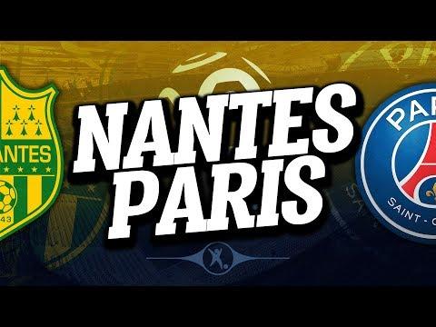 🔴 DIRECT  LIVE : NANTES  PSG  Club House