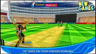 TOP 5 BEST HIGH GRAPHIC CRICKET GAMES FOR ANDROID JULY 2017(OFFLINE/ONLINE) | Latest Games