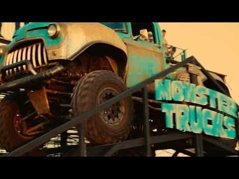 Видео, Monster Trucks 2017 - Rally - Paramount Pictures