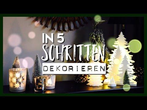 Depot Weihnachtsdeko.Weihnachtsdeko In 5 Schritten Wohnprinz Kooperation Depot