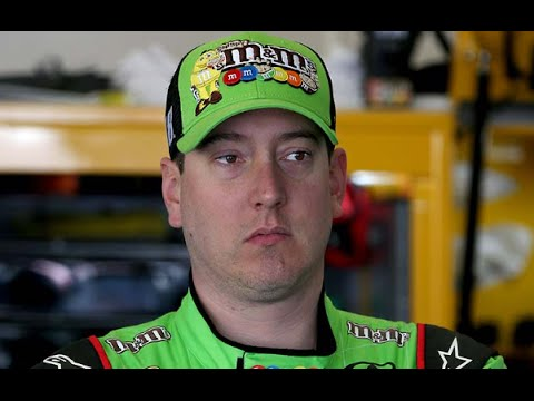 Kyle Busch Fights Arguments And Temper Youtube