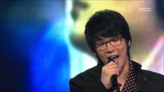 Jung Si-young - Nice Man, 정시영 - 멋진 남자, Music Core 20080705