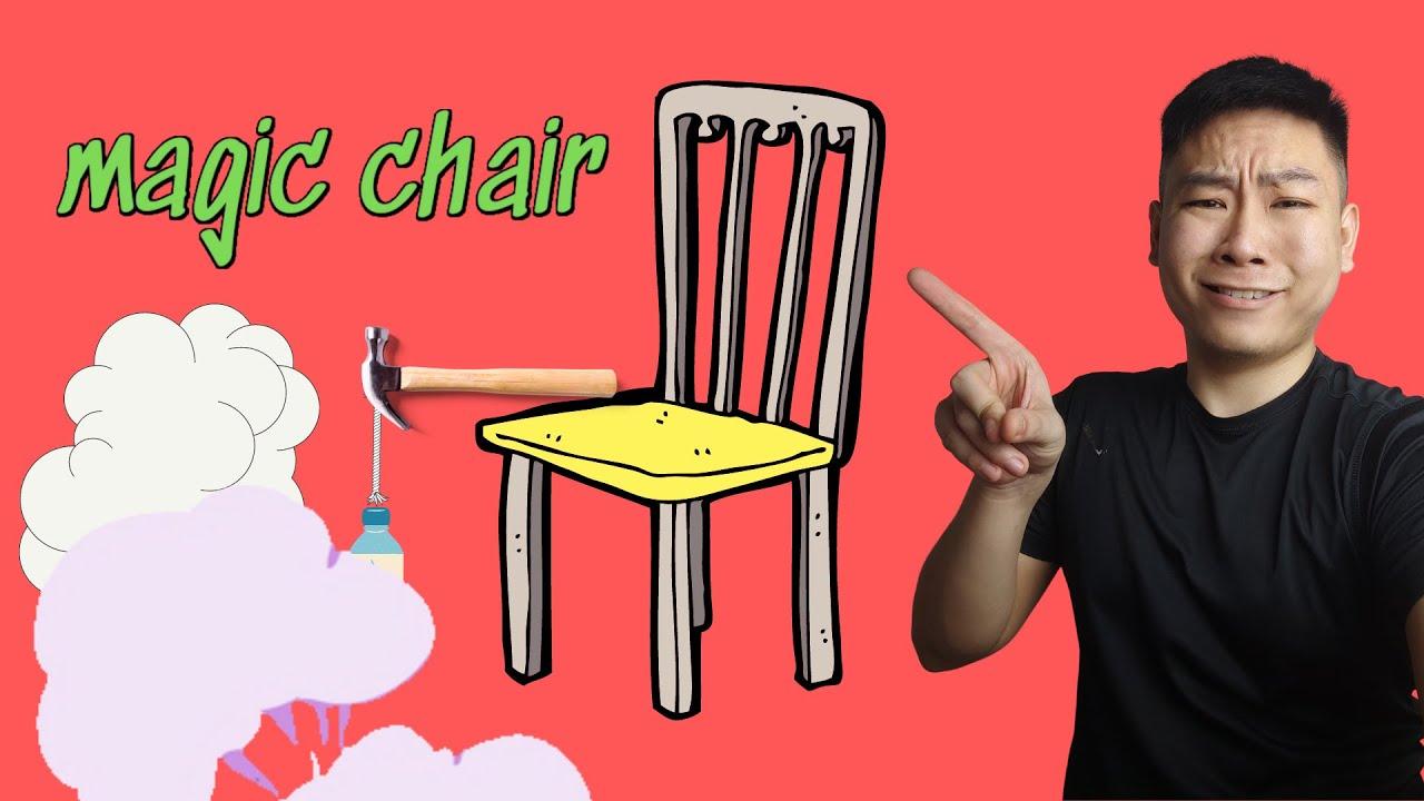 Download ảo thuật cái ghế (magic chair) | NGHIÊM XUÂN CÔNG #tiktok #shorts
