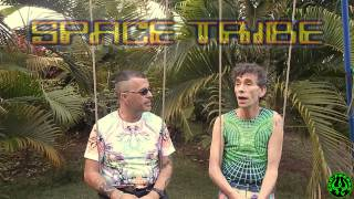 Olli Wisdom / Space Tribe - Exclusive Interview | GoaFreaksComTV