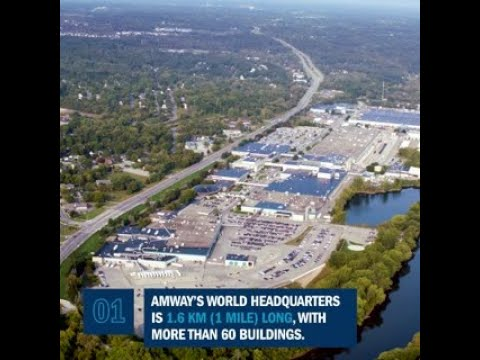 Inside Amway World Headquarters | WHQ News - YouTube