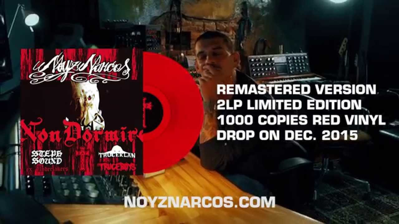 Noyz Narcos - Non Dormire (10 Years Anniversary) - 2 LP Limited Edition