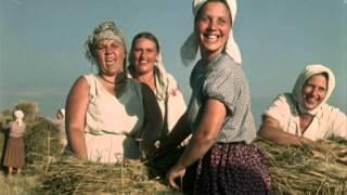 """Хор и симфонический оркестр ВРК - Урожайная (OST """"Кубанские казаки"""", 1949)"""