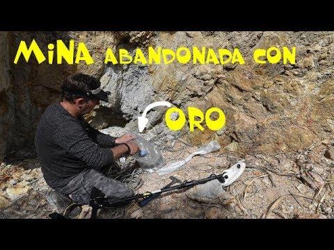 No veas este vídeo sino te gusta el ORO / Como buscar y moler rocas con oro Золотая лихорадка