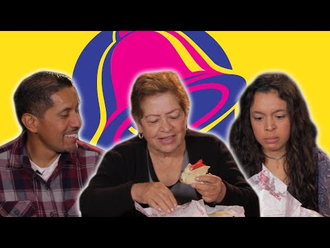 Thumbnail: Mexican People Try Taco Bell For The First Time
