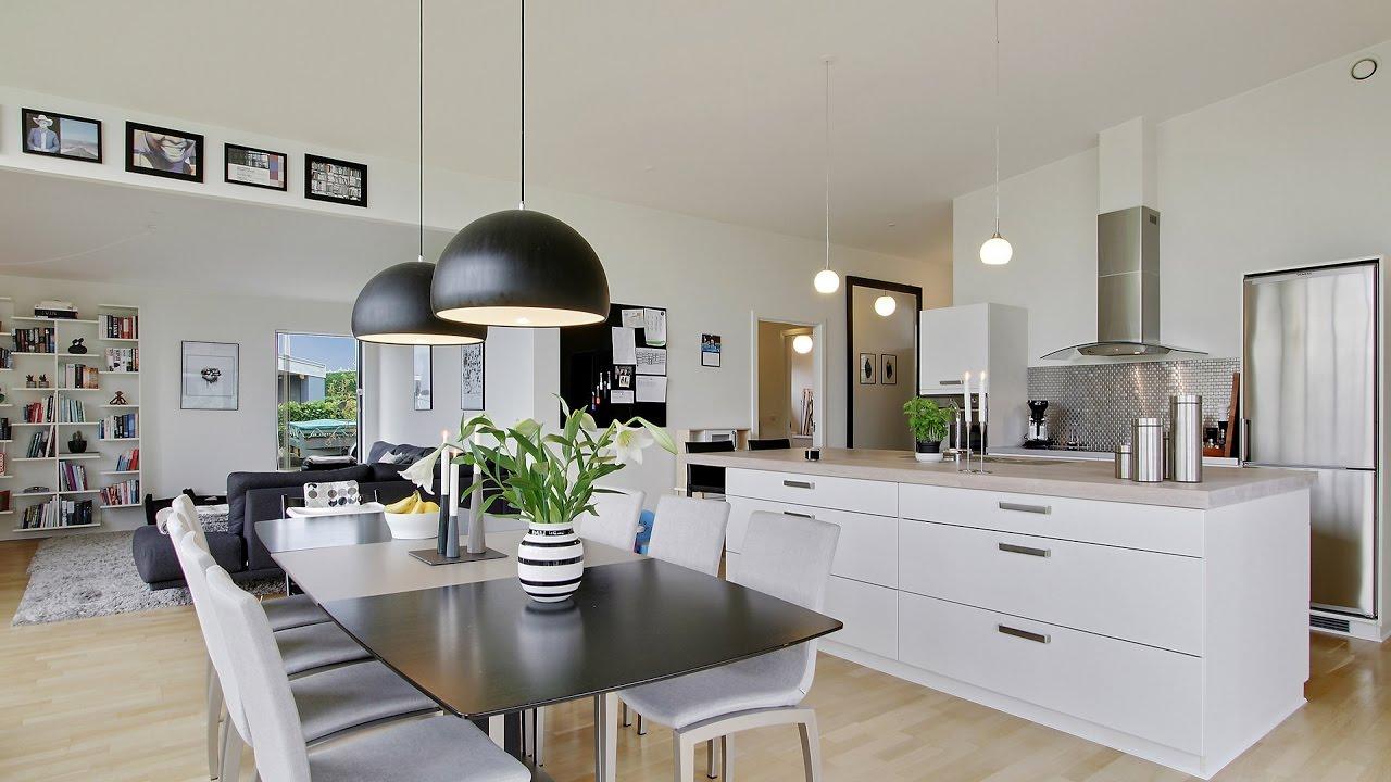 Beautiful Minimalis Interior Design Tiny House in Denmark - YouTube