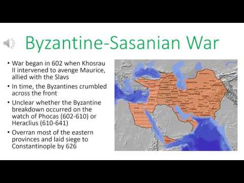 Sasanian Persia Historical Overview