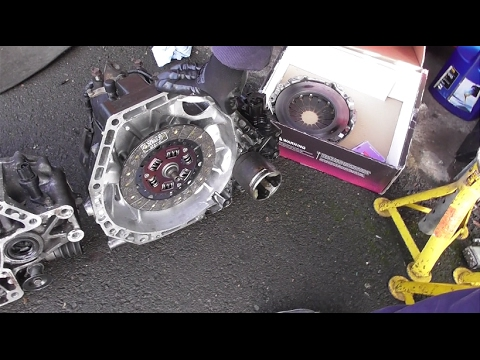 T2CG Honda Civic EF Part 37 : Engine Install with new Cable LSD Gearbox