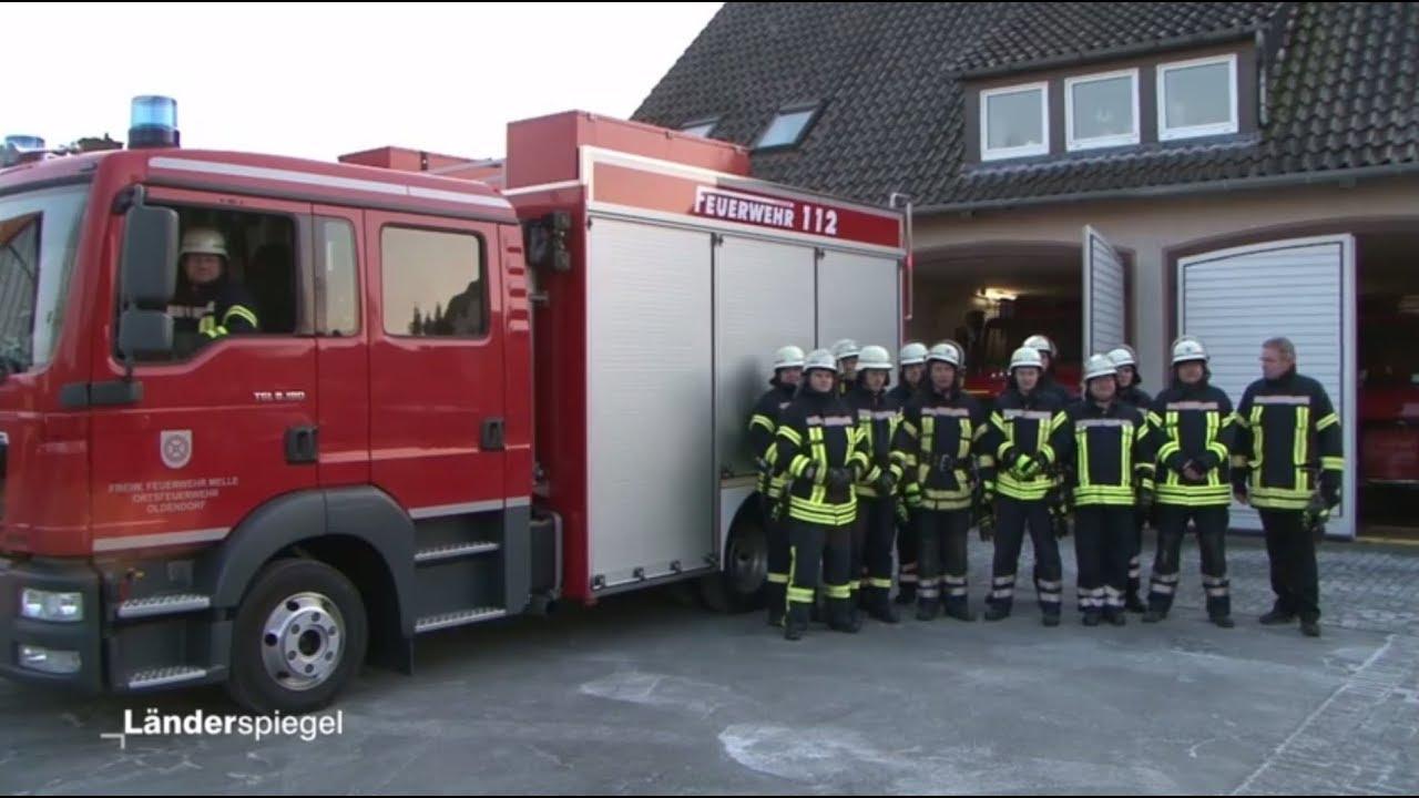 Feuerwehrauto Zu Groß Für Die Garage Hammer Der Woche Vom 17 03