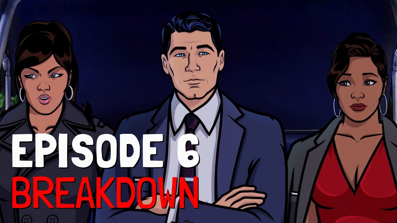 Download Archer Season 11 Episode 6 - REVIEW AND RECAP