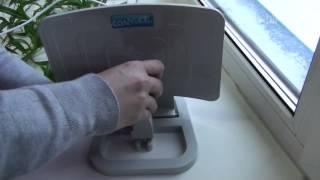 видео Тестируем усилитель Интернет-сигнала