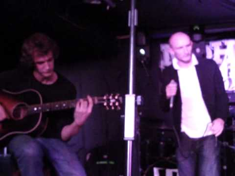 The Music (Rob and Adam) - Getaway acoustic - The Aftershow 2nd Bday