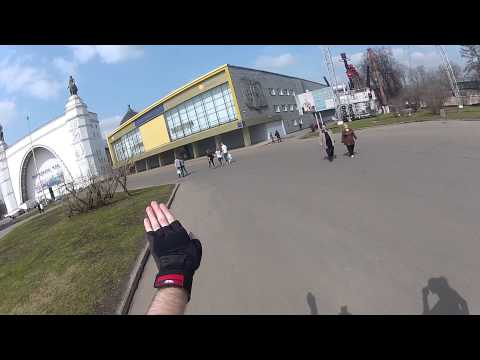 GoPro HD Hero2, All-Russia Exhibition Center, Moscow