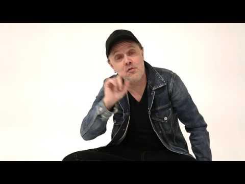 METALLICA WorldWired Tour 2017 Hong Kong - Lars shoutout