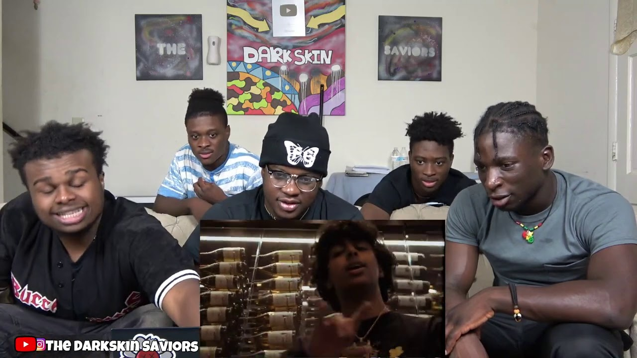 Lil HE77 - Chrome Heart Dreams (Official Music Video)REACTION!