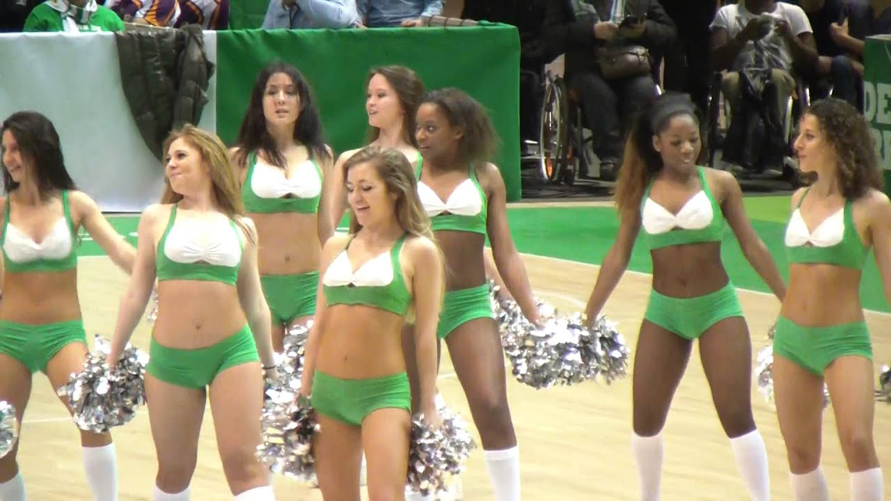 sexy - the dolls cheerleaders - jsf vs ulm - youtube