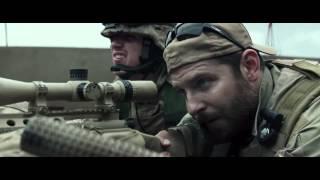 Американский снайпер  Русский трейлер 2015