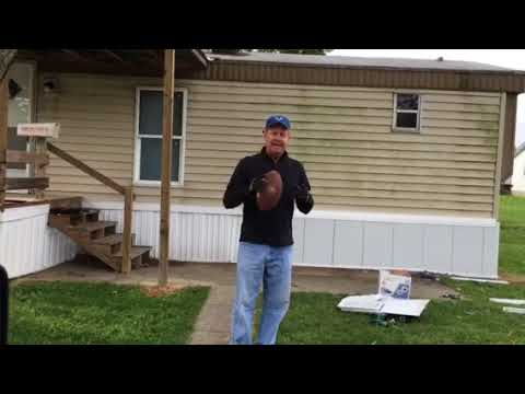 Mobile Home Insulated Skirting - YouTube on mobile home lenders in ohio, mobile home floor insulation, mobile home walls insulation, mobile home roof insulation,