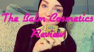 TheBalm Cosmetics Review (Mary-lou luminizer, Bahama mama &Hot mama) Thumbnail