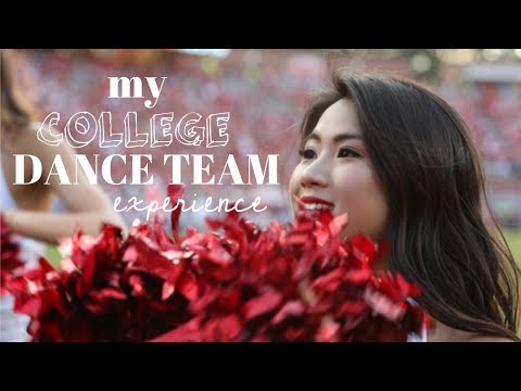 My College Dance Team Experience VLOG | North Carolina State University