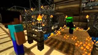 Minecraft 2014 - 2015 смешные приколы!