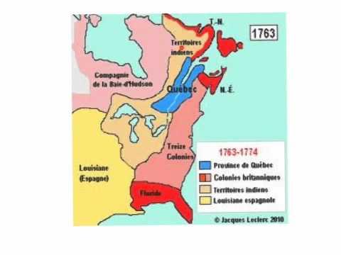 Proclamation royale 1763