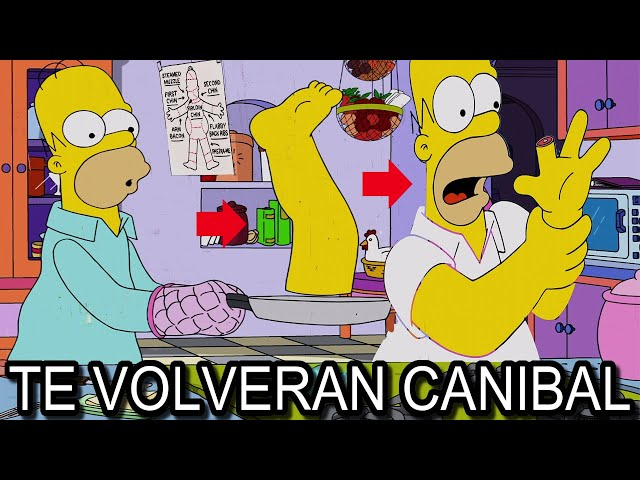 La Nueva Profecia Cumplida Simpson