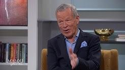 """Därför matar """"kungen av Åland"""" sina hundar med oxfilé - Malou Efter tio (TV4)"""