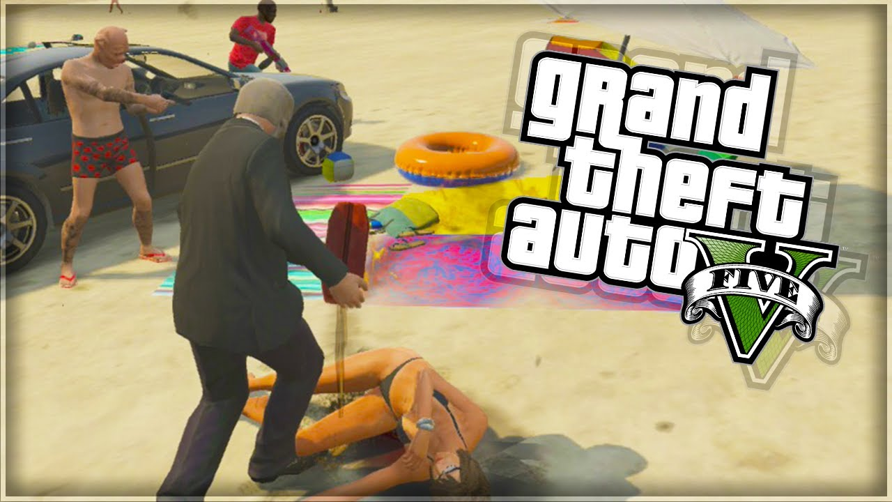 GTA 5 Funny Moments 'SHOW ME SOMETHING!' (With The Sidemen ...