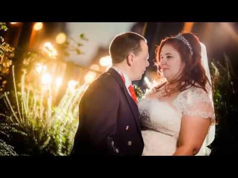 Abby And Garry, Wedding In Glasgow