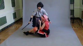 "Backstage фото угол ""Naruto""1"