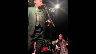 Teho Teardo & Blixa Bargeld - Mi scusi - live at SSC 08/05/16