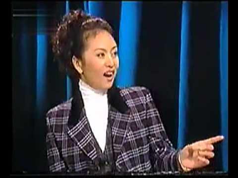 彭丽媛 1999年访谈 China's First Lady Peng Liyuan (1999)