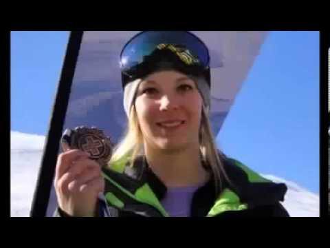 Sochi 2014 - Dara Howell Wins Gold Medal In Ski Slopestyle - Sochi Olympic 2014 14.02.2014