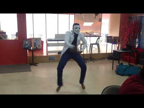 Dance Performance By Nitheshkumaar@Vendetta_Mask#1