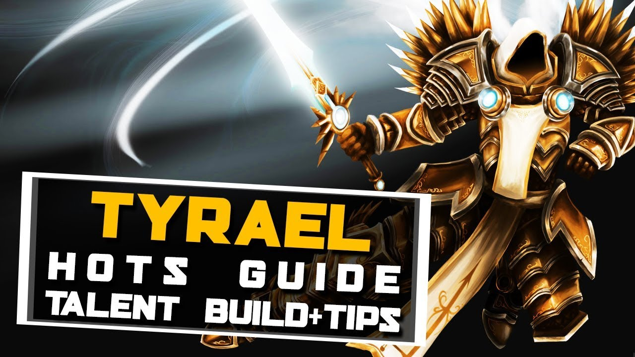 Hots Tyrael Guide 2017 Hots Build And Gameplay Youtube The ultimate guide to playing tyrael in heroes of the storm: hots tyrael guide 2017 hots build and gameplay