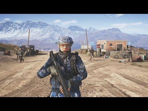 Ghost Recon Wildlands Open Beta Gameplay Walkthrough Part 2 - NEW REGION - PS4 Pro Gameplay