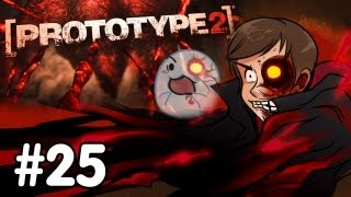 Prototype 2 - Walkthrough Part 25 (Xbox 360/PS3/PC HD Gameplay & Commentary)