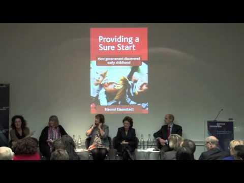 Policy Reunion: Making Sense Of Sure Start