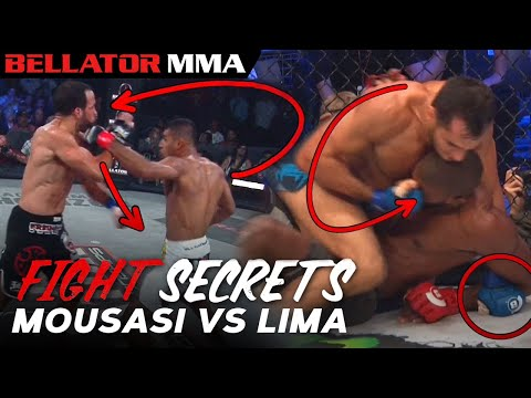 Fight Secrets | Lima vs. Mousasi - Episode 4 | Bellator 250